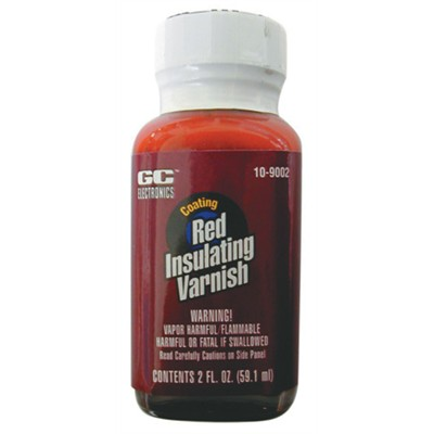 10 9002 A Red Insulating Varnish