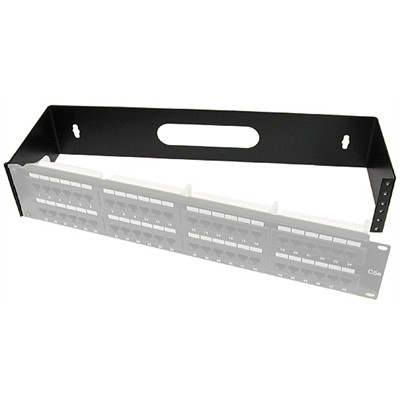 """Hinged Panel Mount - 2 space, 3.5"""" H"""