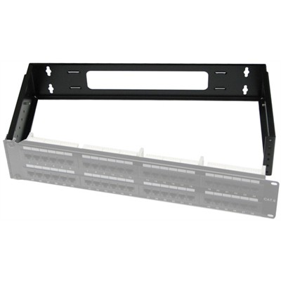 """Hinged Panel Mount - 2 space, 3.5"""" H adjustable"""