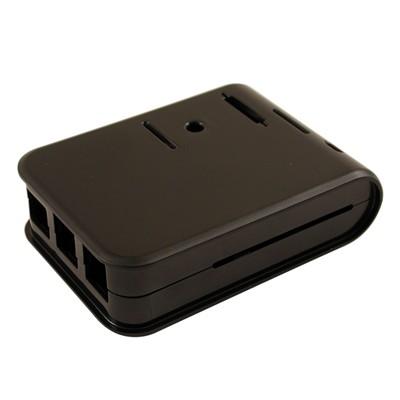 Raspberry Pi 3 B Enclosure - Black