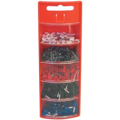 1617050 | Insulated Wire Ferrule - 22-14 AWG, 400pc Slide Box