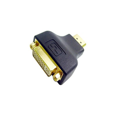 DisplayPort (Male) to DVI-D (Female) Adaptor