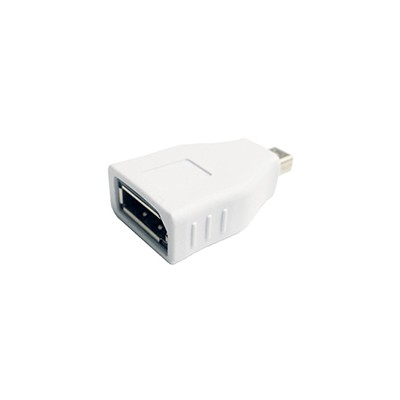 Mini DisplayPort (Male) to DisplayPort (Female) Adapter