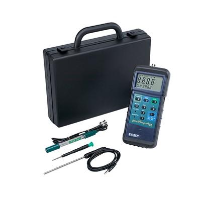 Heavy Duty pH/mV/Temperature Meter Kit