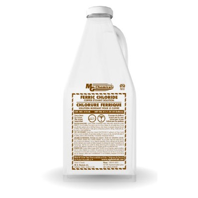 Ferric Chloride Solution, 4L