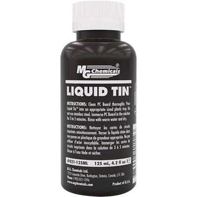 Liquid Tin, 125mL