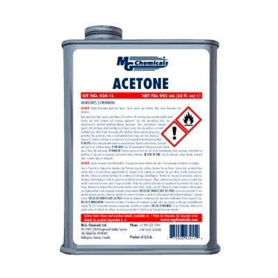Acetone - 945mL