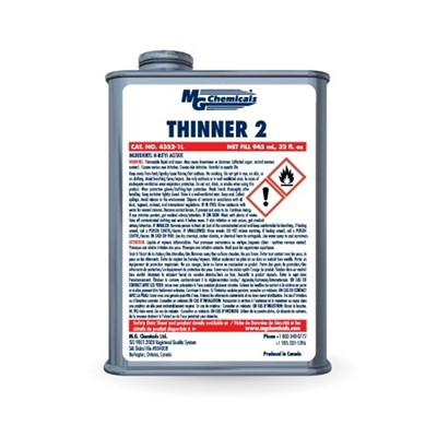 Thinner 2 - Cleaner / Solvent, 1L