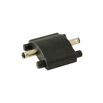 LED Connector, Bar-to-Bar, Black
