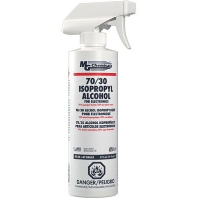 Isopropyl Alcohol 70/30, Bottle Pump, 475ml