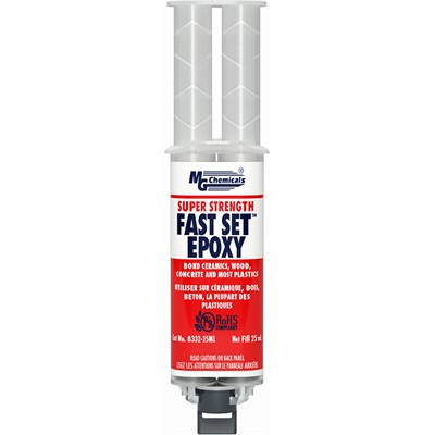 Epoxy - Fast Setting, 25ml