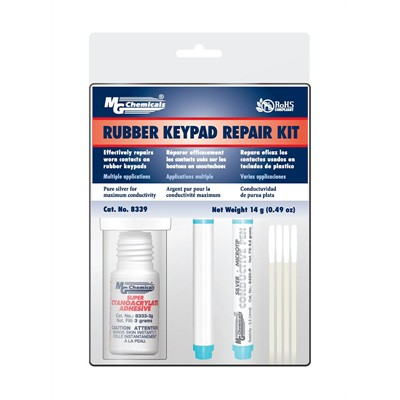 Rubber Keypad Repair Kit