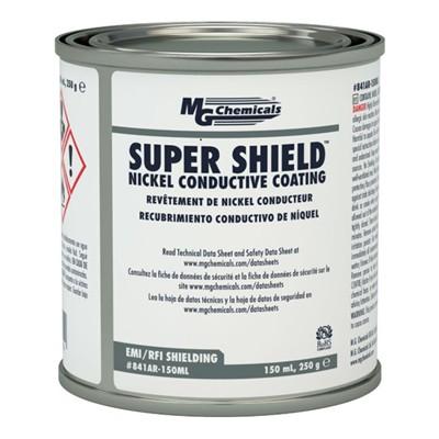 Super Shield™ Nickel Conductive Coating - Liquid, 150mL Net Volume