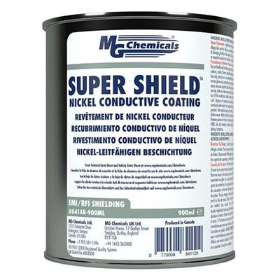 Super Shield™ Nickel Conductive Coating - Liquid, 850mL Net Volume