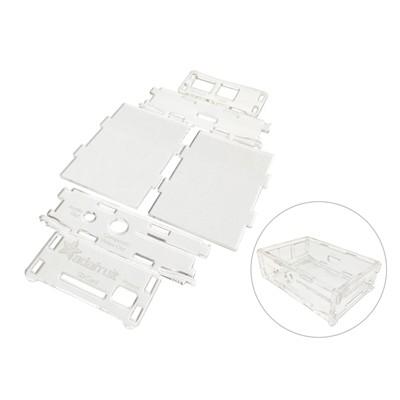 Raspberry Pi Enclosure -  Clear Acrylic, Modular