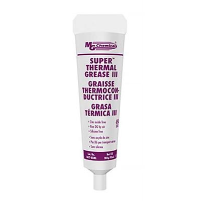 Super Thermal Grease III. Zinc Oxide Free, 85mL, Tube