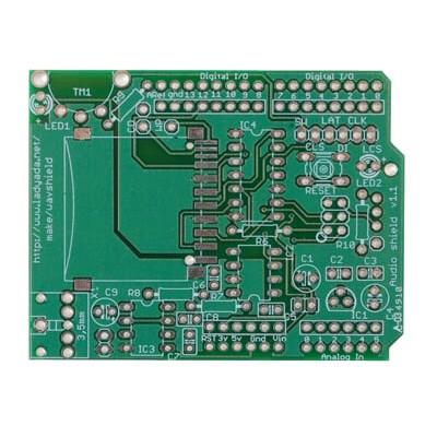 WaveShield - Audio Shield for Arduino