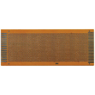 PCB Copper Pads, 1608 Predrilled Pads - 72x95mm