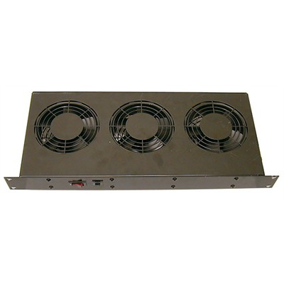 Rack Mount Fan Tray - 300 CFM 115V