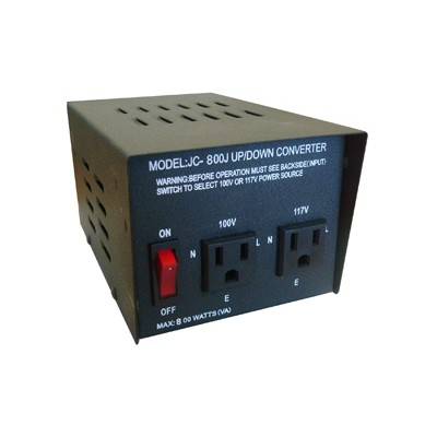 Voltage converter japan