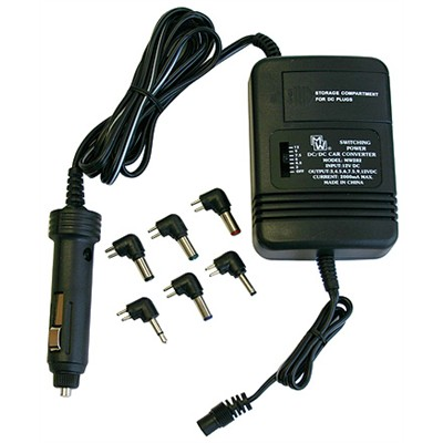DC/DC Adapter - Switchable 3-12V, 2A