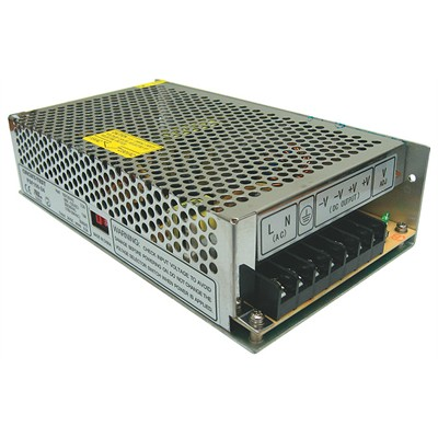AC/DC Power Supply - 150W, 12VDC, 12.5A