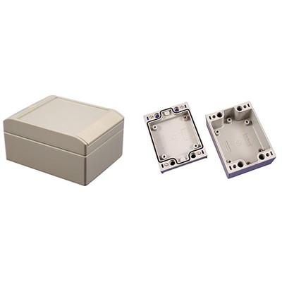 ROLEC Die Cast Aluminum Box - Grey