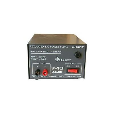 Power Supply 12 VDC 7A/10A