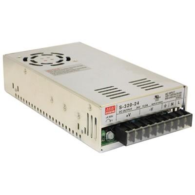 S-320-24 | AC/DC Power Supply - 320W, 24VDC, 12 5A