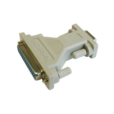 AT Serial Adapter - DB25F-DB9F