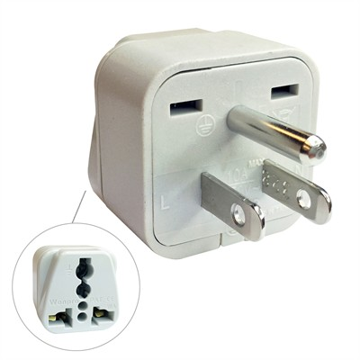 Us plug adapter