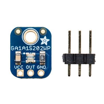 Analog Light Sensor GA0A12S202 - Log Scale, Wide Range