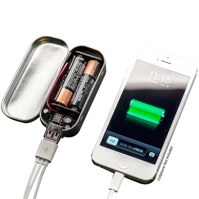 MintyBoost Portable USB Charger Kit v3.0