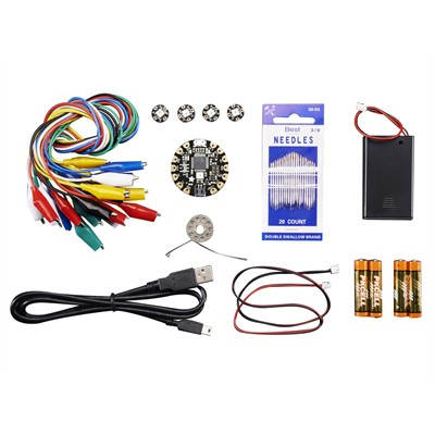 Adafruit FLORA Starter Kit - Basic