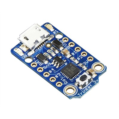 AF-1500 | Adafruit Trinket - Mini Microcontroller - 3 3V