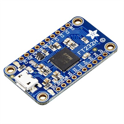 USB to GPIO/SPI/I2C (FT232H) Breakout Board