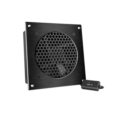 """AV Cabinet Cooling Fan System with Speed controller,1 fan, 6"""""""