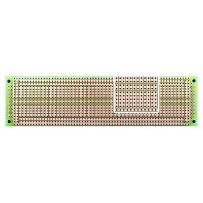 Solderable Breadboard - 47 x 179mm, 830 points