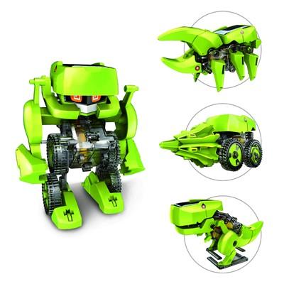 T4 Transforming Robot Kit