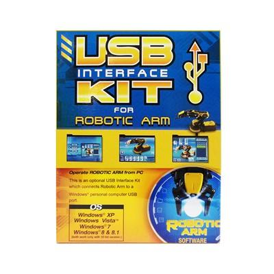Robotic Arm USB Interface Kit