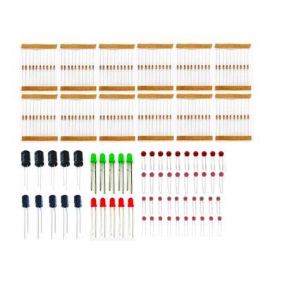 Basic Component Starter Kit - 170pcs