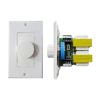 Stereo Volume Control - In Wall