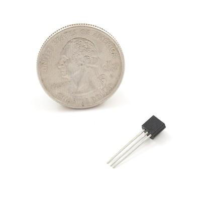 """One Wire"" Digital Temperature Sensor"