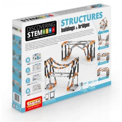 STEM Mechanics -  Structures, Buildings & Bridges