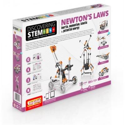 STEM Mechanics - Newton's Laws