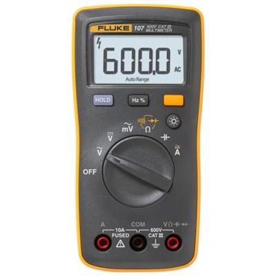 Fluke 107 ESP Palm Size Digital Multimeter