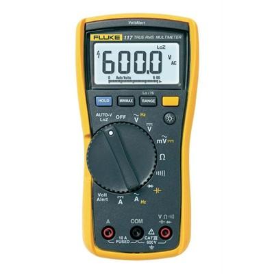 DMM - 6000 Count, True RMS, AutoVolt, VoltAlert