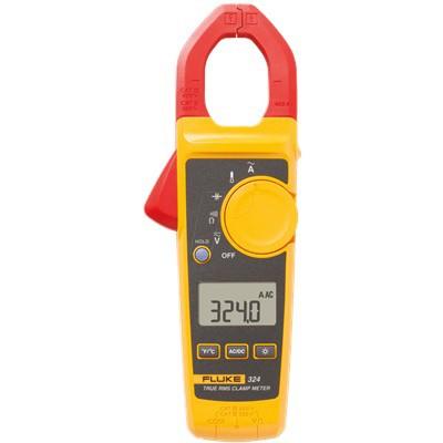 Fluke 324 Clamp Meter - True-RMS, Capacitance, Temperature