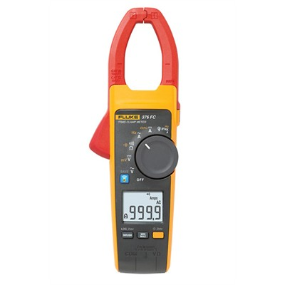 Fluke 376 FC Clamp Meter - AC/DC True-RMS with iFlex and Fluke Connect®