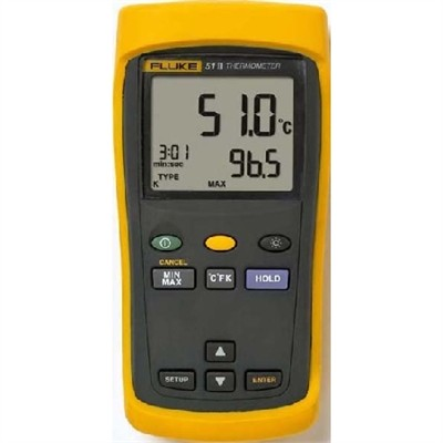 Fluke 51-2 Single Input Thermometer